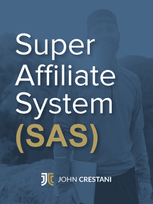 Super Affiiliate System (SAS)